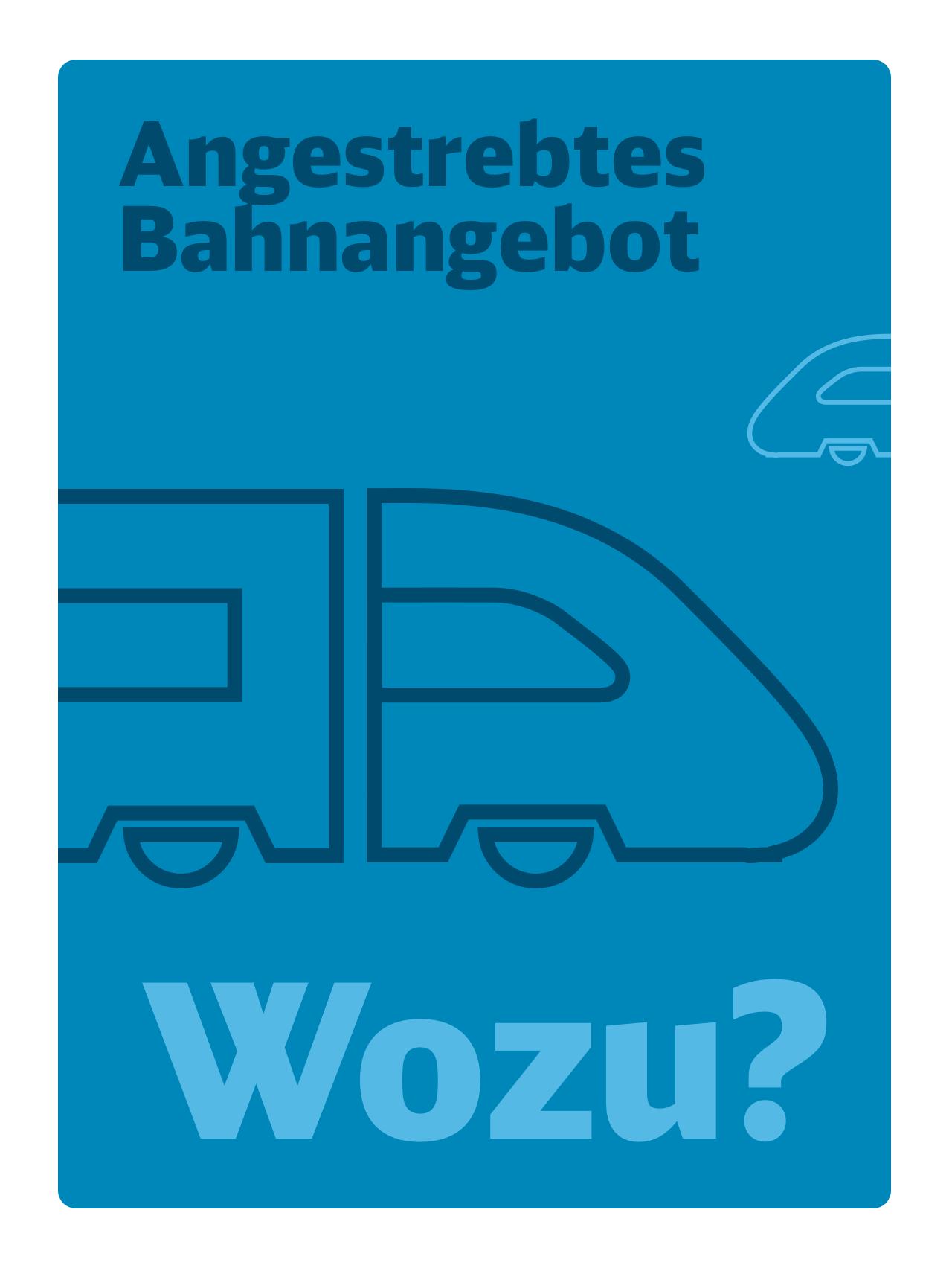 Poster Bahnangebot